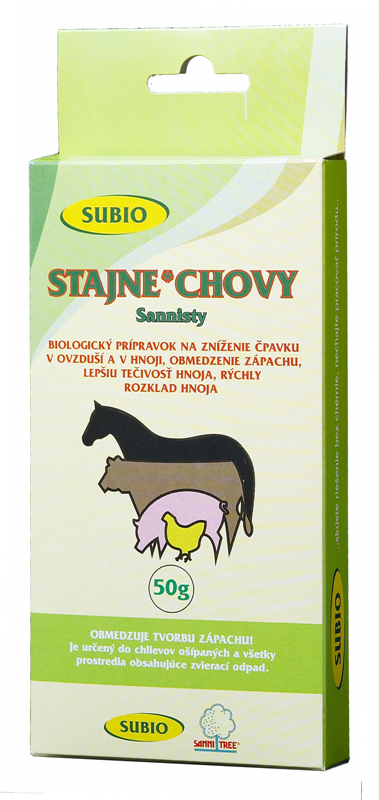 STAJNE A CHOVY – Sannisty (SanniStable) 50 g